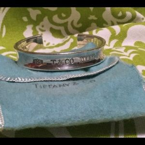 Tiffany Designs Jewelry - TIFFANY & CO CUFF BRACELET